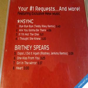 foto Spears Britney / NSYNC 2000 Zomba Rec. CD