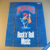 Puhdys ROCK´N´ROLL MUSIC 1976 Amiga LP stereo