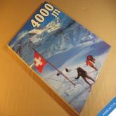 4000 M ŠVÝCARSKÉ ČTYŘTISÍCOVKY Bertholet Denis 1979 Lausanne