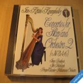 Krumpholtz J. K. HARP & ORCHESTRA 2 Boušková, Bělohlávek.. 1997 CD
