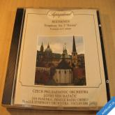 Beethoven Sym. No. 3 Eroica, Fantasia in C minor ČFO Matačič Supraphon