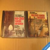 OLD CZECH MARCHES AND DANCES 1 - 2 Neumann & Czech Philharmonic 2CD