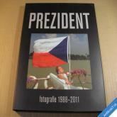 PREZIDENT VÁCLAV HAVEL 1988 - 2011 fotokniha ČTK Mich Petr