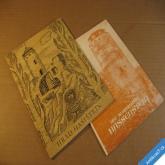 2x HASSENSTEIN BURG - HASIŠTEJN HRAD VM Chomutov 1969