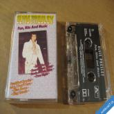 Presley Elvis FUN, HITS AND MUSIC cca 1985 MC