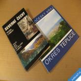 OKRES TEPLICE + SEVERNÍ ČECHY příroda, památky... 1985 a 1992