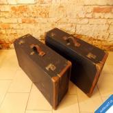 2 x starožitný kufr 1915 - 1925