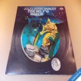 Verne Jules DVACET TISÍC MIL POD MOŘEM 1988 2 LP Supraphon stereo