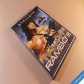 Stallone S. RAMBO III. / Seagal S. CIZINEC 2002 2 DVD
