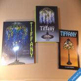 3 x kniha TIFFANY L. C. Baal 2001, TIFFANY Potter a Jackson 2005...