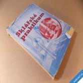 SKLÁŘSKÉ PRAKTIKUM Fanderlik a kol. 1951