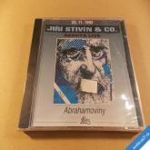 JIŘÍ STIVÍN & CO. 23. 11. 1992 Abrahamoviny CD nerozbaleno