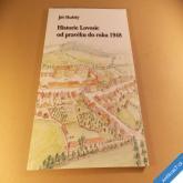 Skalský J. HISTORIE LOVOSICE OD PRAVĚKU DO ROKU 1948 2008