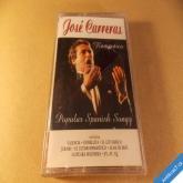 Carreras José ROMANTICA spanish songs 1996 MC Kaz Rec. UK