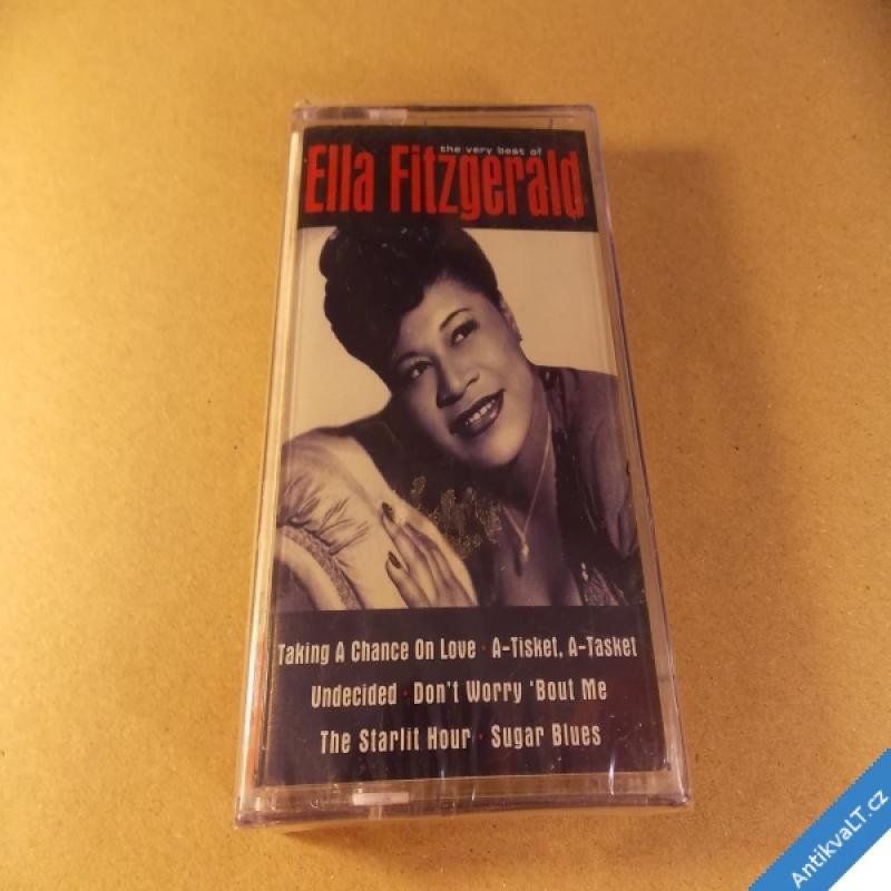 foto Fitzgerald Ella THE VERY BEST OF 2000 MC Castle music UK