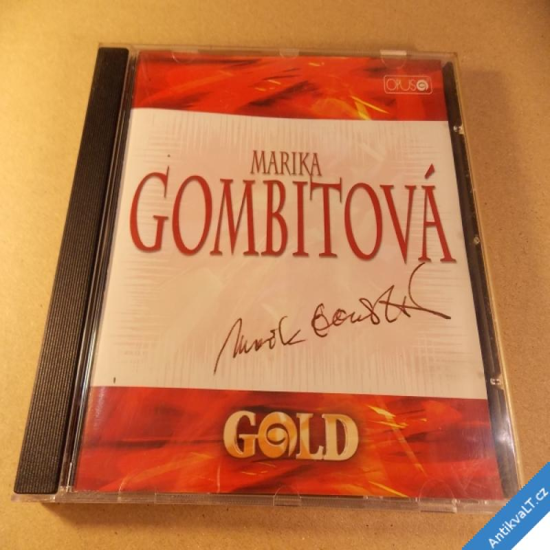 foto Gombitová Marika GOLD 2005 CD Opus