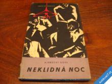 NEKLIDNÁ NOC  A. GOES  1963