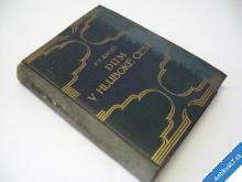KREJČÍ F. V.  DŮM V HLUBOKÉ CESTĚ  1932