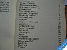SNY ZMIZELÝCH KRÁLŮ  DIVY SVĚTA I. MOŽEJKO  1983
