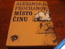 PROCHANOV  MÍSTO ČINU  1983  výhodné poštovné