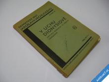 V UCHU DIONYSIOVĚ ANTICKÁ KOMEDIE J. VRCHLICKÉHO