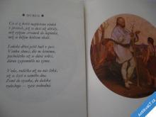 MÁNESŮV ORLOJ  HRUBÍN F.  MIKOLÁŠ A.  ALBATROS