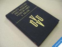 VĚDECKÝ VÝZKUM UHLÍ / ZPRÁVY ÚSTAVU 1937 SV.3