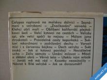 VELRYBA  COUSTEAU J. Y.  VORVAŇ KEPORKAK... 1977