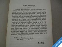 KÝROVA ANABASE XENOFÓN  ŘECKY ÚVOD LATINSKY 1885
