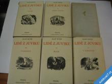 LIDÉ Z JUVIKU I. - VI. O. DUUN 1932 TOPIČ C. BOUDA