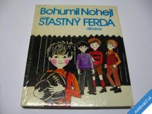 ŠŤASTNÝ FERDA  NOHEJL B.  1986 IL. ROKYTOVÁ H.