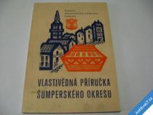 VLASTIVĚDNÁ PŘÍRUČKA ŠUMPERSKÉHO OKRESU 1983