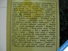 ŽIVÉ HODINY / KOSMICKÁ ENERGIE.. R. R. WARD 1980