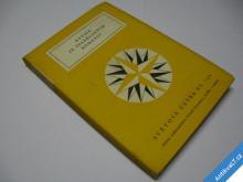 KYTICE ZE ŠPANĚLSKÝCH ROMÁNCÍ  1957