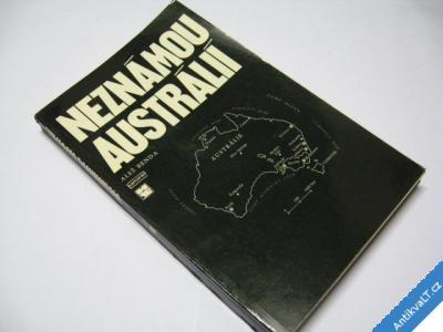 foto    NEZNÁMOU AUSTRÁLIÍ  BENDA ALEŠ  1985