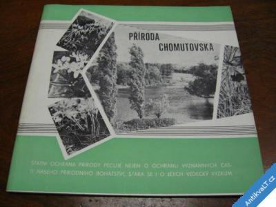 foto    PŘÍRODA CHOMUTOVSKO / OCHRANA PŘÍRODY OM CHOMUTOV