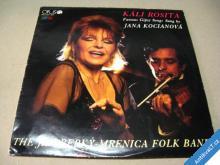 KÁLI ROSITA GIPSY SONGS  JÁN BERKY MRENICA BAND