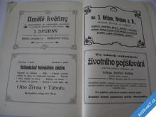 PAMĚTNÍ SPIS I. ABSOLV. SJEZDU OBCH. AK. BRNO 1913