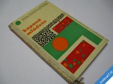 KOPANÁ MLÁDEŽE  PŘÍRUČKA K TV  STN  1966