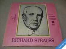 STRAUSS RICHARD PÍSNĚ BUMBRY LEAR DIESKAU 1970