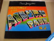 SPRINGSTEEN B. GREETINGS FROM ASBURY NL 1975 STAV