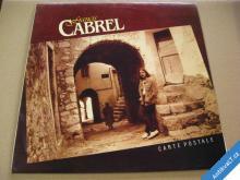 """CABREL FRANCIS """"CARTE POSTALE"""" 1985"""