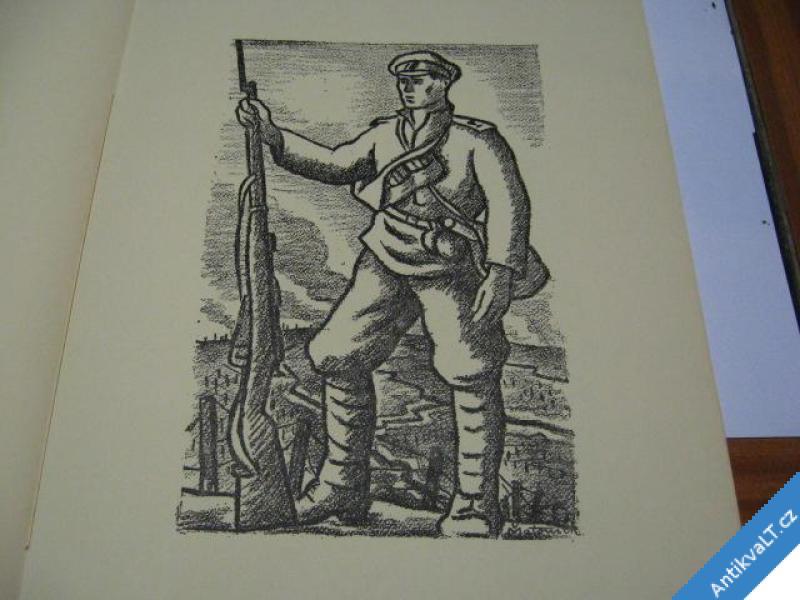foto   NÁŠ VOJÁK  MATOUŠEK  TERINGL 1934