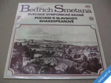 SMETANA B. ŠVÉDSKÉ SYMF. BÁSNĚ POCHOD K SLAVNOSTI.