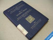 HYGIENA PRÁCE / NEMOCI Z POVOLÁNÍ PROCHÁZKA 1929