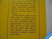 NÁVRAT ZTRACENÉHO OTCE  URBAN M.  1989