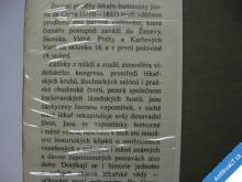 POSLEDNÍ NOC / Z PAMĚTÍ DR.JEANA DE CARRA ŠUBRTOVÁ