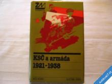KSČ A ARMÁDA 1921 - 1938  VÁVRA VLASTIMIL NV 1983