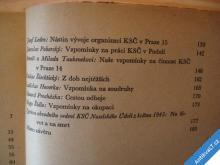 CESTOU BOJE REVOLUCE V PRAZE 4  SNPL 1961