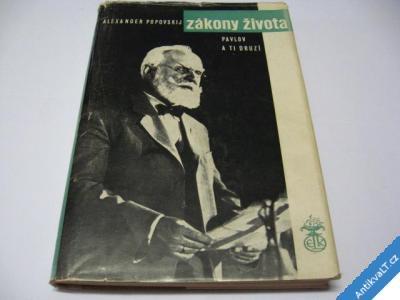 foto    ZÁKONY ŽIVOTA PAVLOV A TI DRUZÍ  POPOVSKIJ  1949
